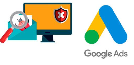 🥇 SOLUCIONAMOS Anuncio Google Ads rechazado por malware software malicioso